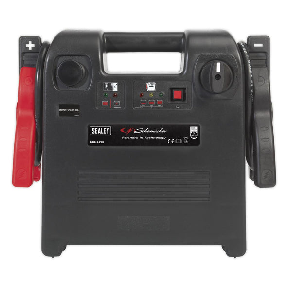 Sealey Schumacher Schumacher® RoadStart® Emergency Jump Starter 12V 1700 Peak Amps DEKRA Approved
