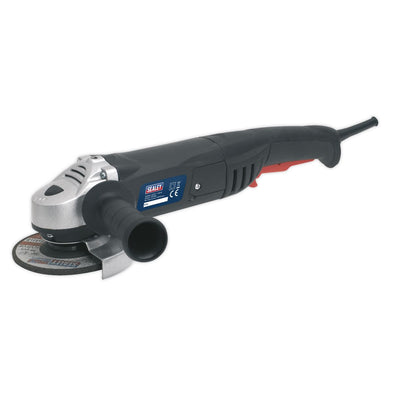 Sealey Angle Grinder Ø125mm 1000W/230V with Schuko Plug