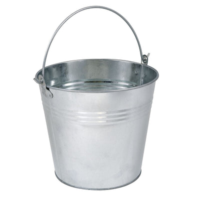 Sealey Bucket 12L - Galvanized