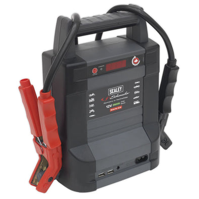 Sealey Schumacher Schumacher® Jump Starter Power Pack Lithium(LiFePO4) 800A
