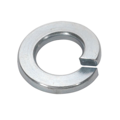 Sealey Spring Washer M5 Zinc Pack of 100