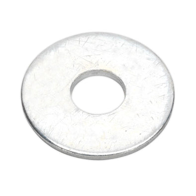 Sealey Repair Washer M8 x 25mm Zinc Plated Pack of 100