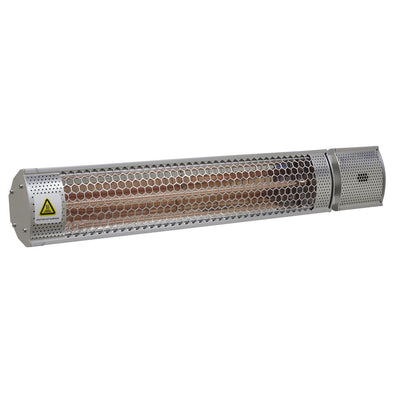 Sealey High Efficiency Infrared Short Wave Wall Mounting Heater 2000W