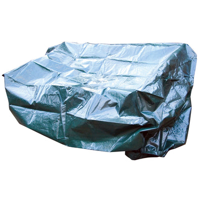 Silverline Bench Cover 1600 x 750 x 780mm Waterproof Garden Rain Protector Seat