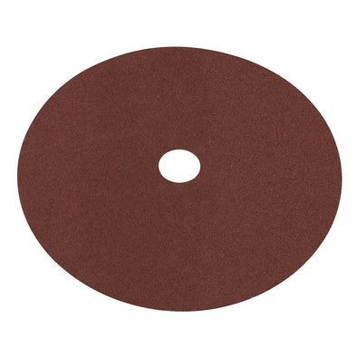Worksafe by Sealey Fibre Backed Disc Ø175mm - 60Grit Pack of 25