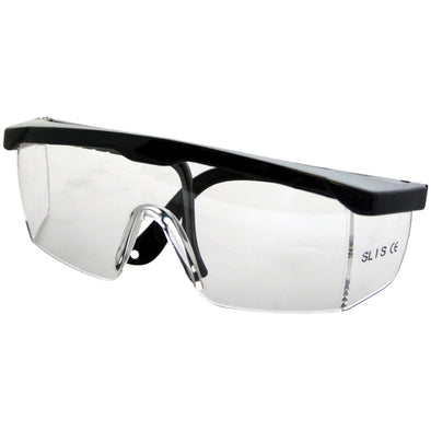 Amtech Safety Glasses Clear Lens PPE Eye Protection