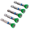 Sealey 5 Pack Power Tool Screwdriver Bits S2 Steel with Magnetic Holder