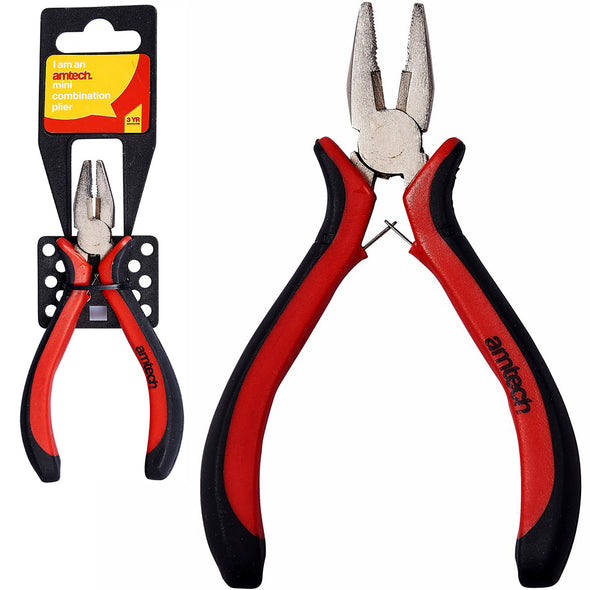 Amtech 120mm Mini Combination Pliers