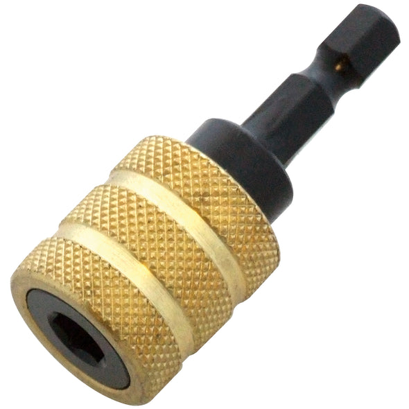 "Amtech 1/4"" Hex Shank Quick Change Chuck Adaptor"