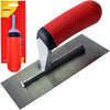 Amtech 175 x 75mm Midget Trowel with Soft Grip Handle