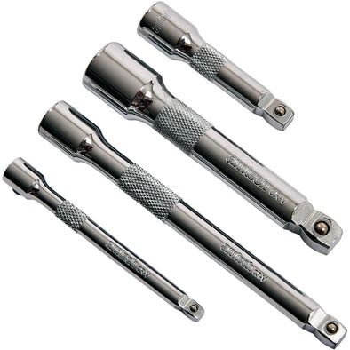 Amtech 4 Piece Wobble Socket Extension Bar Set