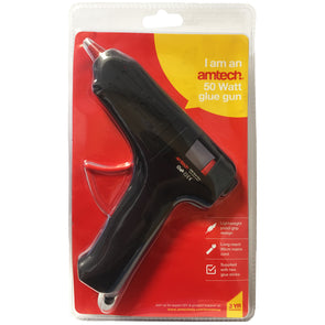 Amtech 50w Glue Gun with 2 Glue Sticks