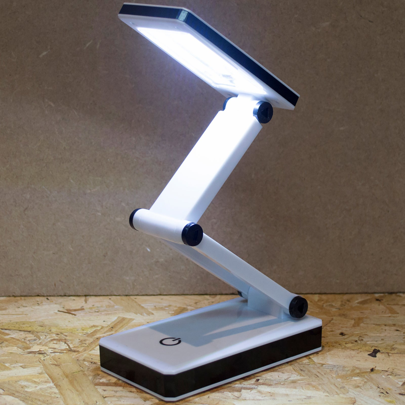 Amtech Rechargeable USB COB LED Folding Table Lamp 200