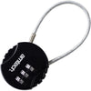 Amtech 3 Digit Combination Cable Lock