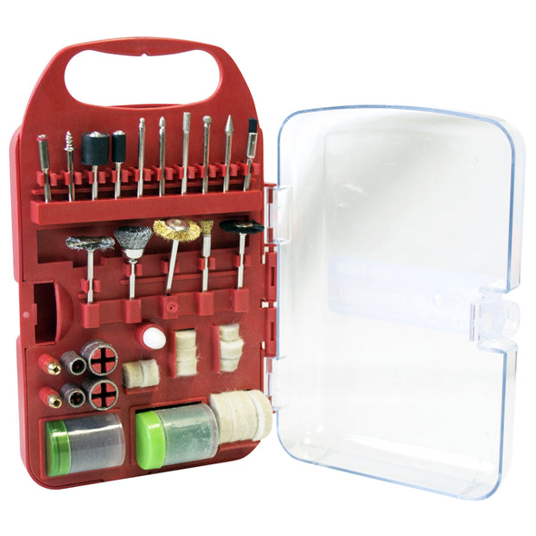 Amtech 71 Piece Rotary Tool Accessory Kit
