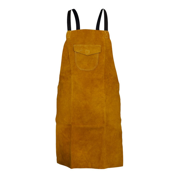 Worksafe by Sealey Leather Welding Apron Heavy-Duty