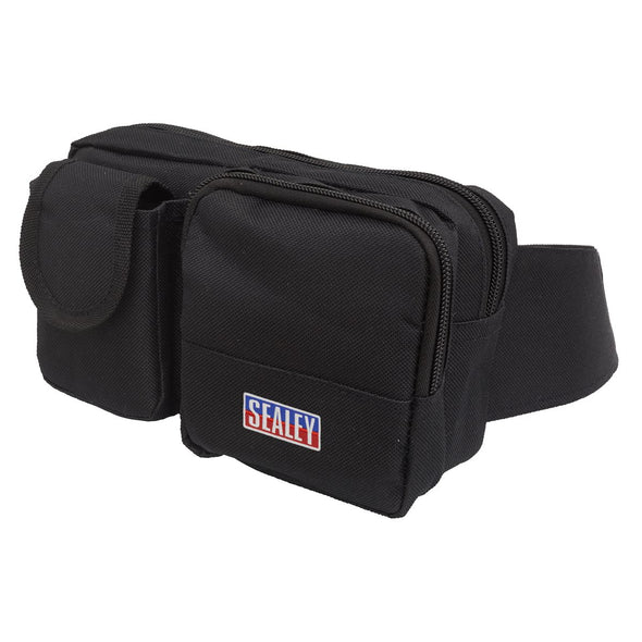 Sealey Motorcycle Waist Bag - Small