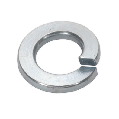 Sealey Spring Washer M6 Zinc Pack of 100