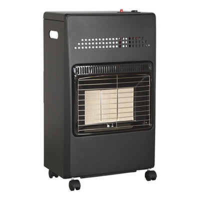 Sealey Cabinet Gas Heater 4.2kW