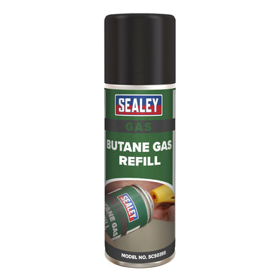 Sealey Butane Gas Refill 200ml