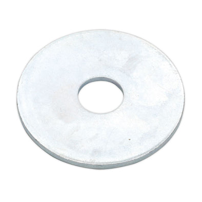 Sealey Repair Washer M10 x 38mm Zinc Plated Pack of 50