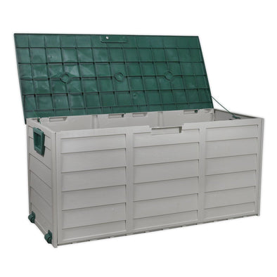 Sealey Outdoor Storage Box 460 x 1120 x 540mm Polypropylene