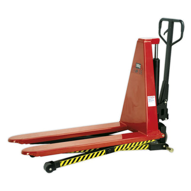 Sealey Pallet Truck 1000kg 1170 x 540mm High Lift