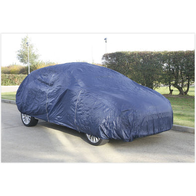 Sealey Car Cover Lightweight Medium 4060 x 1650 x 1220mm