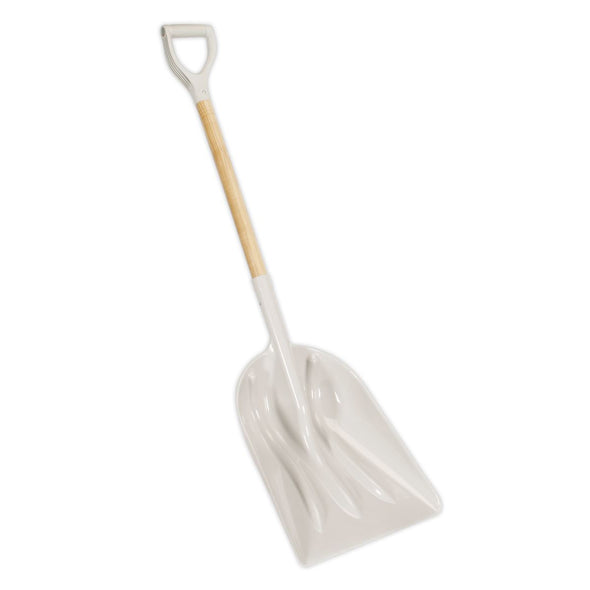 Sealey General Purpose Shovel with 900mm Wooden Handle
