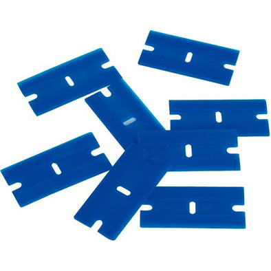 Sealey 100pc Composite Razor Blades Plastic Paint Surface Cleaning Mobile Phone