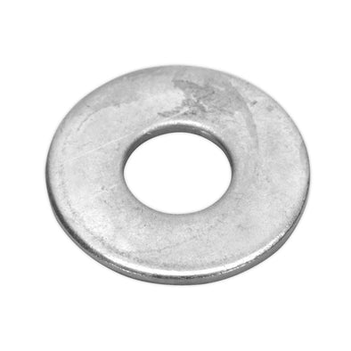 Sealey Flat Washer M8 x 21mm Form C Pack of 100