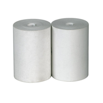 Sealey Printing Roll for BT2003, BT2013 Pack of 2