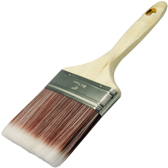 Silverline Synthetic Paint Brushes 12-100mm