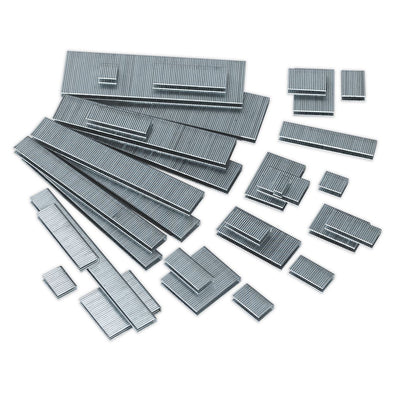 Sealey Staple 40mm 18SWG Pack of 5000