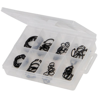 Fixman 64 Piece External Circlips Pack 6-25mm