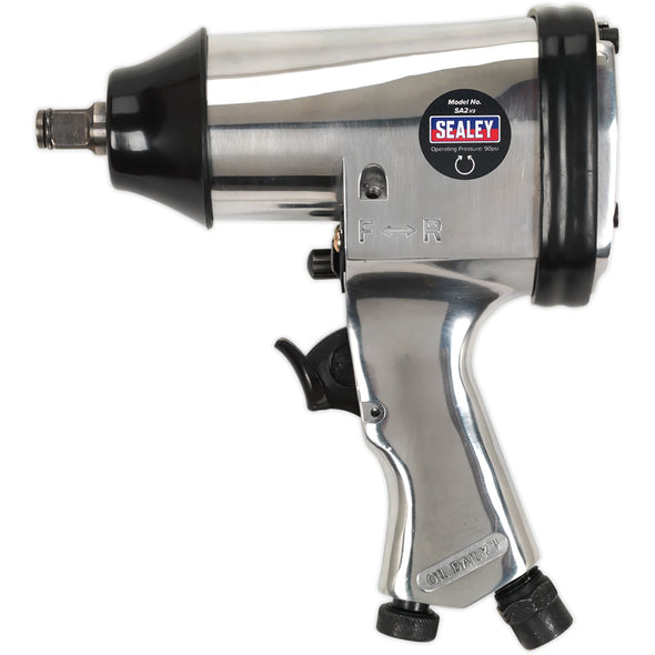"Sealey 1/2"" Square Drive Air Impact Wrench"
