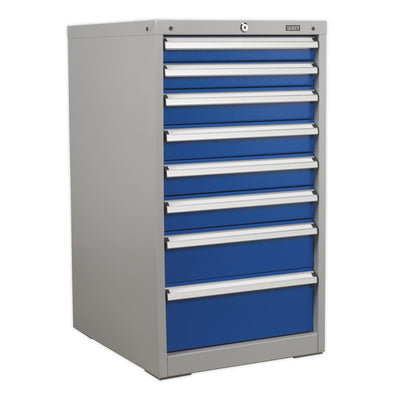 Sealey Premier Industrial Industrial Cabinet 8 Drawer