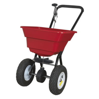 Sealey Broadcast Spreader 37kg Walk Behind