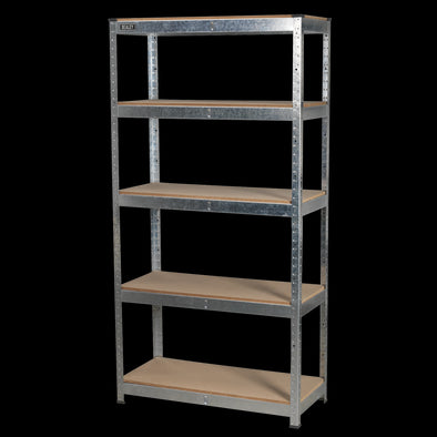 Sealey Racking Unit 5 Shelf 350kg Capacity Per Level