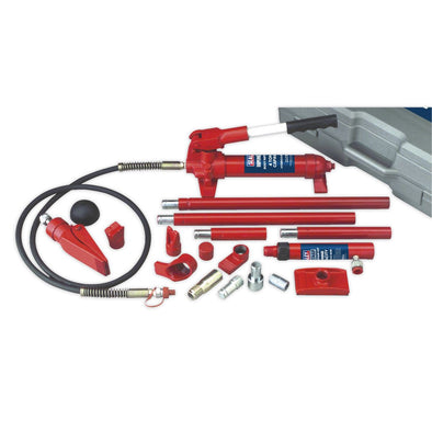 Sealey Hydraulic Body Repair Kit 4tonne SuperSnap® Type