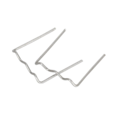 Sealey U-Staple 0.6mm Pack of 100