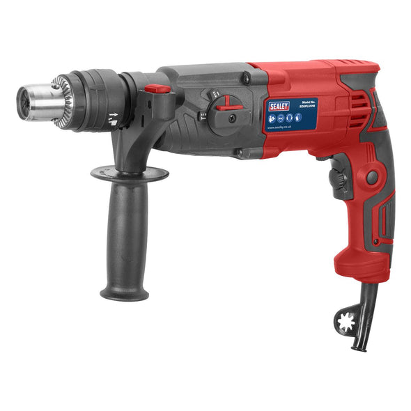 Sealey Rotary Hammer Drill SDS Plus 18mm 750W/230V