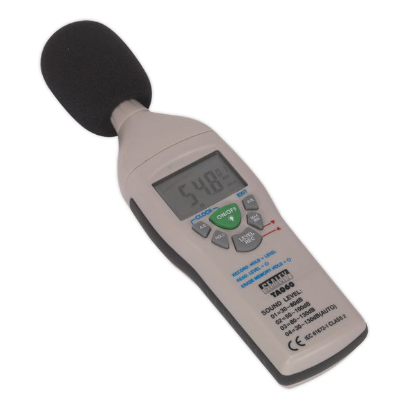 Sealey Sound Level Meter