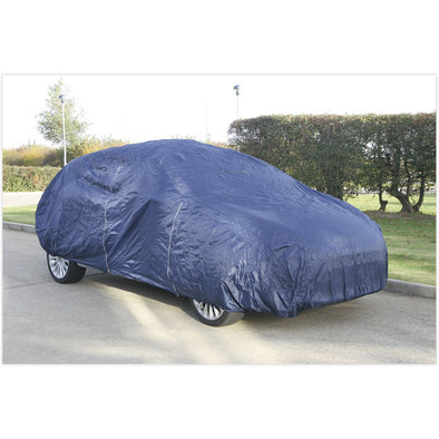 Sealey Car Cover Lightweight Large 4300 x 1690 x 1220mm