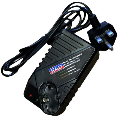 Sealey Battery Charger for 14.4V-24V Ni-MH Batteries