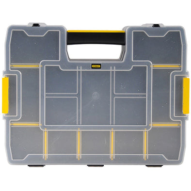 Stanley Stackable Sort Master Junior Organiser Tool Box Storage Carry Case