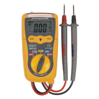 Sealey Professional Auto-Ranging Digital Multimeter