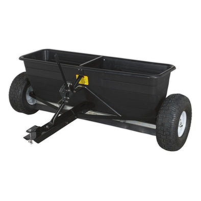 Sealey Drop Spreader 80kg Tow Behind