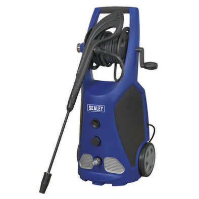 Sealey Professional Pressure Washer 140bar with TSS & Rotablast® Nozzle 230V
