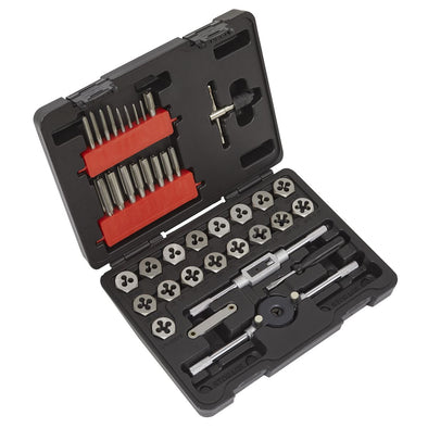 Sealey Tap & Hex Die Set 39pc